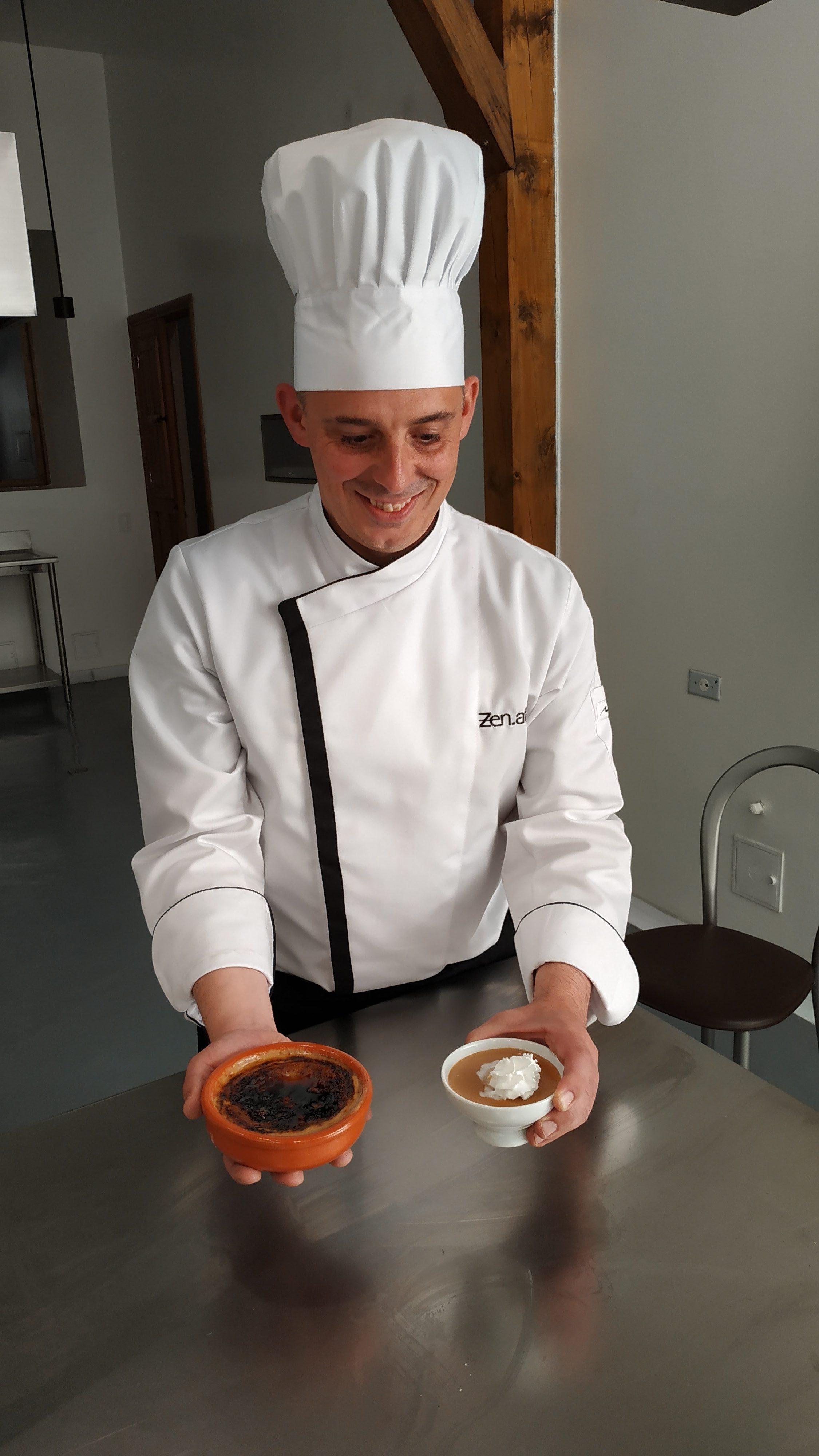 gastronomía zenatrium